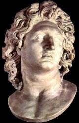 alejandro magno, hijo de Filipo