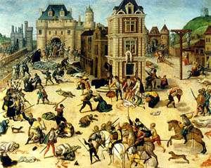 Guerra de Religion Francesa La Noche de San Bartolomé