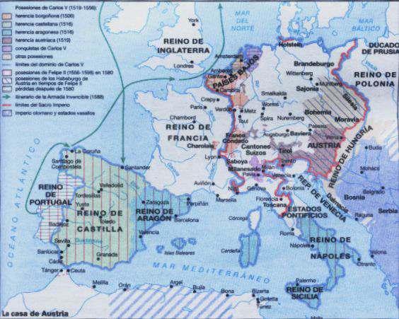 Casa de Austria: El siglo XVII