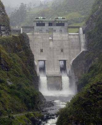 Represa Hidroelectrica Central Electrica