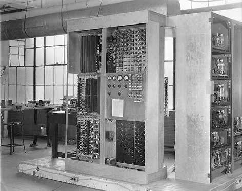 primera maquina computadora