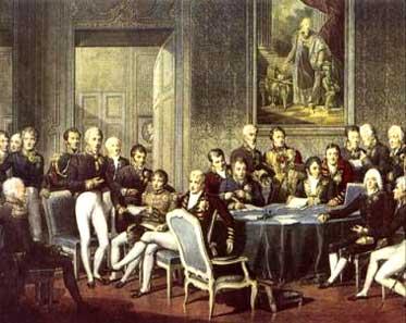 congreso de viene 1815