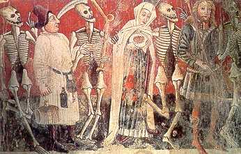 La Violencia y la Muerte en la Edad Media