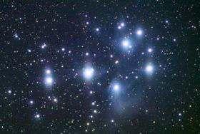 Galaxias y estrellas del universo