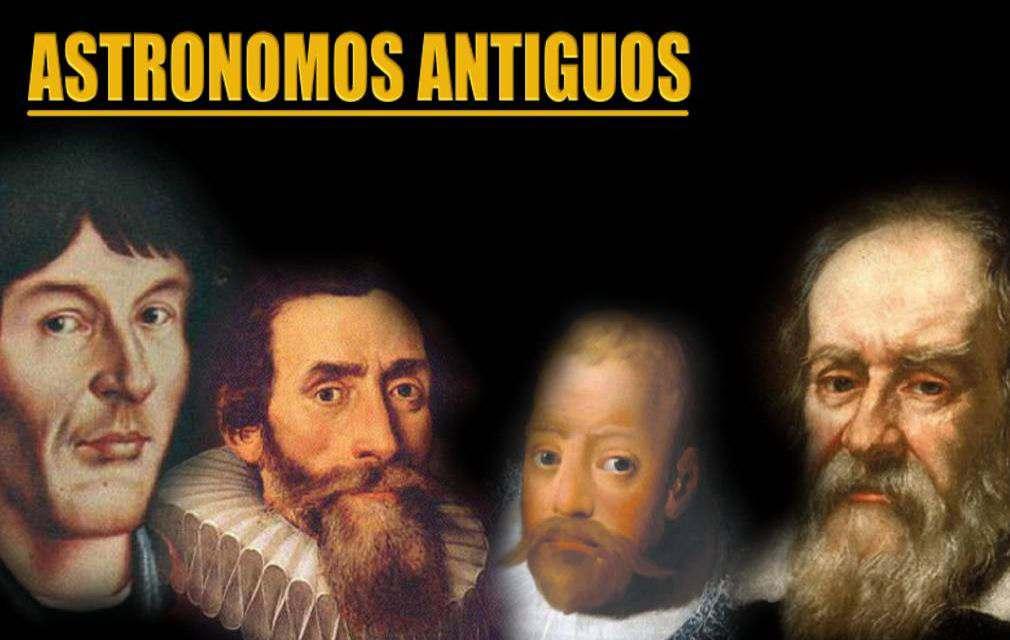 biografia de grandes astronomos antiguos