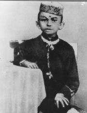 Mahatma Gandhi Líder Espiritual de la India en su Independencia