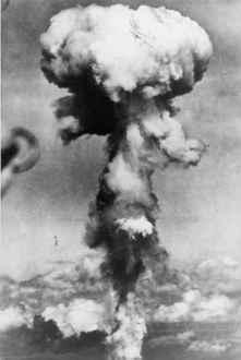La Bomba de Hiroshima Lazamiento Bomba Atomica Bomba Nuclear Carta Histórica