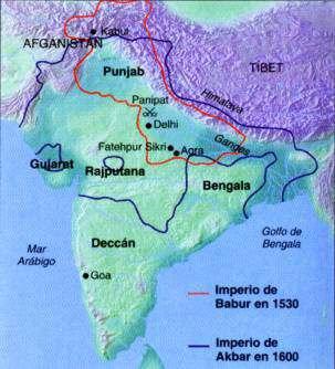 Conquista Mongol De La India Compania De Las Indias Orientales