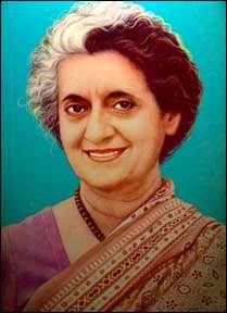 Biografia de Indira Gandhi Resumen de su Vida