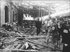 Guerra Japón contra China en 1937 Masacre de Nanking
