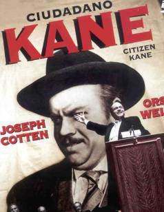 Obra Maestra del cine: Ciudadano Kane Orson Welles