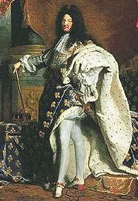Biografia de Luis XIV de Francia