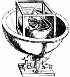 misterio cosmografico de kepler