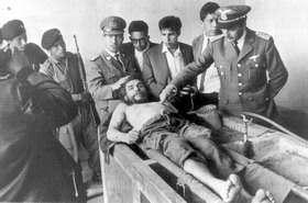 Muerte del Che Guevara en Bolivia
