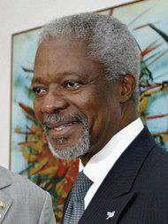 Kofi Annan en la ONU Reflexiones sobre la Organizacion de Naciones Unidas