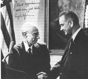 Openheimer Robert Oppenheimer