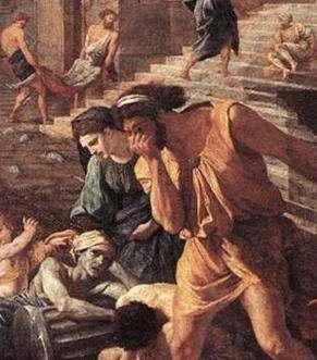 Peste o Enfermedad en Atenas-La Plaga en la Antigua Grecia