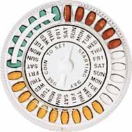 pildoras anticonceptivas