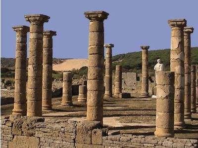 ruinas del Imperio Romano