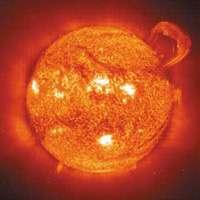 Resultado de imagen de Nuestro Sol evoluciona hacia gigante roja