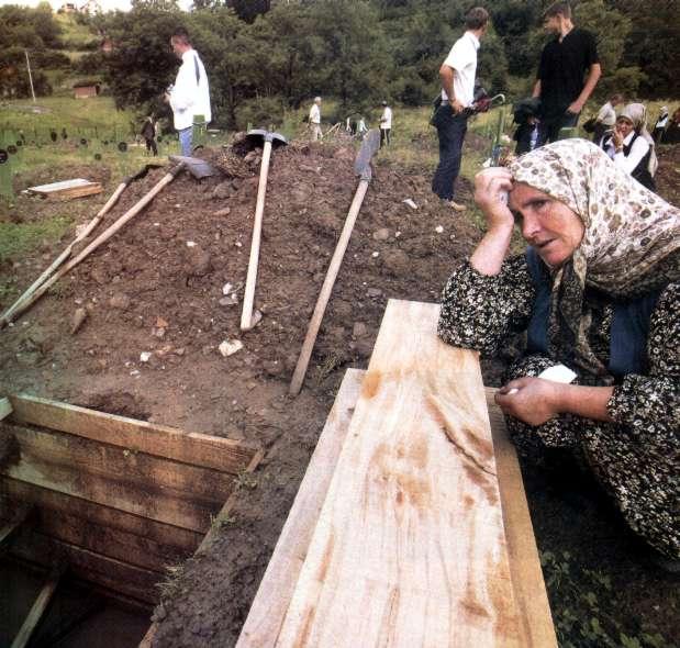 La Masacre de Srebrenica:Genocidio Bosnio