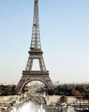 La Torre de Eiffel