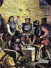 la conquista de los españoles
