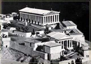 La Acrópolis Griega