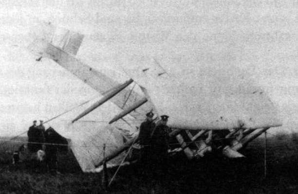 caida de un avion