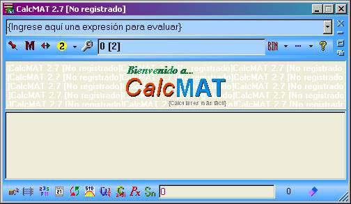 CalcMat