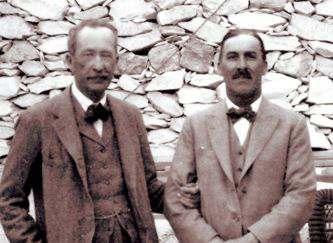 Lord Carnarvon y Horwar Carter