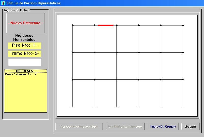 Metodo de Cross Calculo de esfuerzos en Porticos Calculo de Esfuerzos