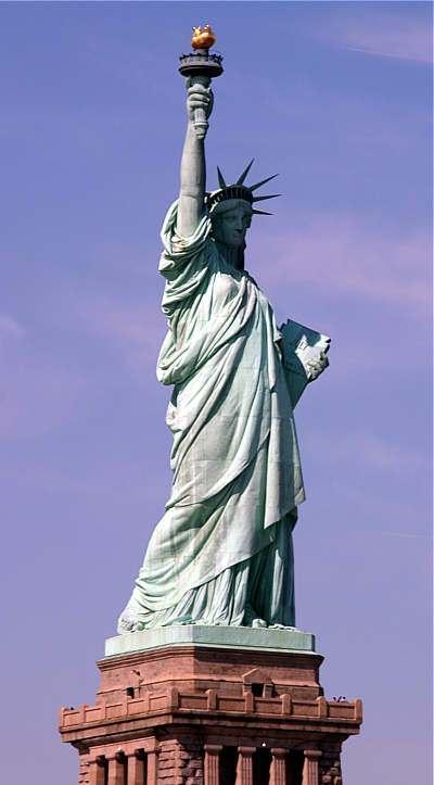 Gustavo Eiffel y el Diseño La Estatua de la Libertad:Su Restauracion