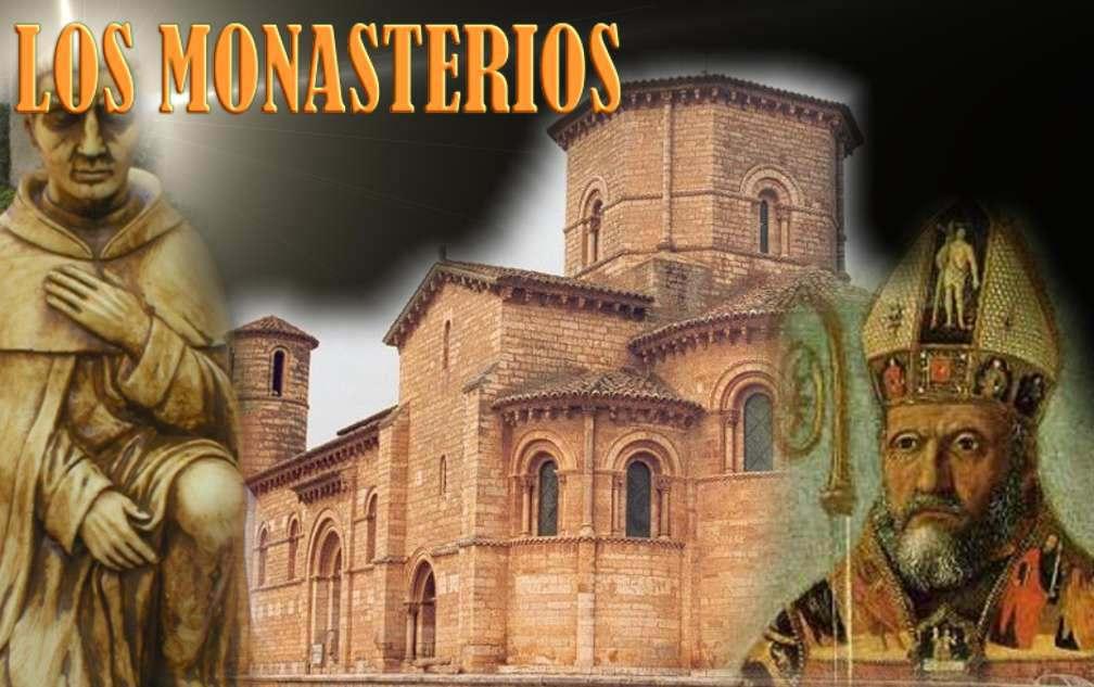 Reglas Monasticas en los Monasterios: Normas Para Los Monjes