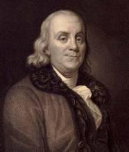 Benjamín Franklin, científico: