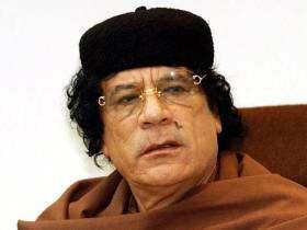 Revolucion en Libia Gadafi El poder nacional de informar mal Tension