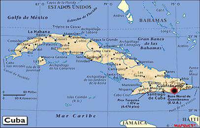 bahía de Guantánamo