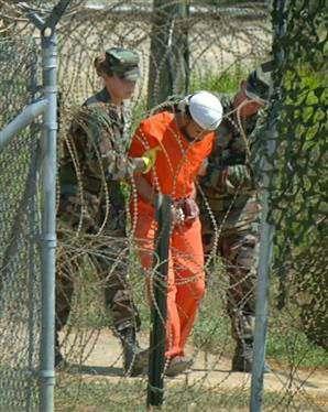 lugares de detención en Guantánamo