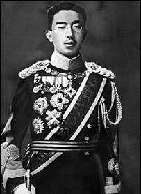 El emperador Hirohito
