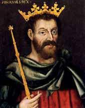 El rey Juan SinTierras (1199-1216)