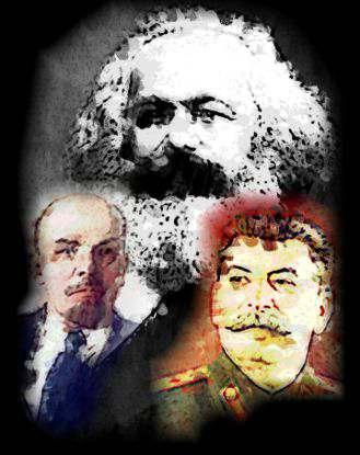 El Marxismo Dictadura del Proletariado Lenin y Marx
