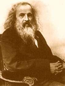 biografia y obra de dimitri mendeleiev - Quien Elaboro La Tabla Periodica De Los Elementos Quimicos