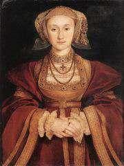 Biografia Reina Ana de Cleves