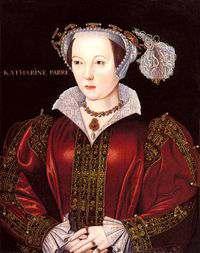 Biografia Reina Catalina Parr