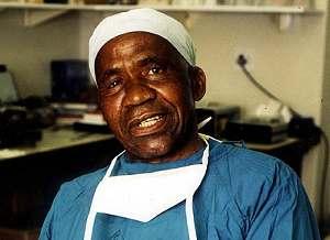 Cirujano priner transplante de corazon, barnard