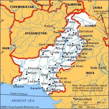 Historia de Pakistan