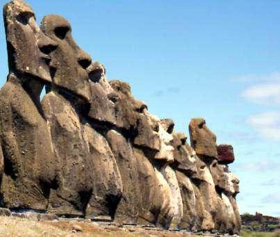 monumentos isla de pascua