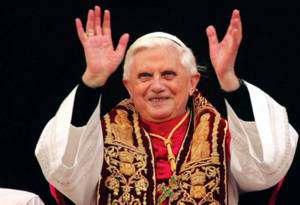 Papa Ratzinger:Sacramento de la Caridad