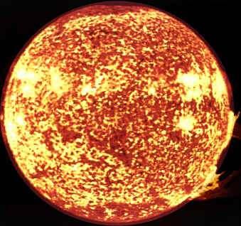 el sol estrella