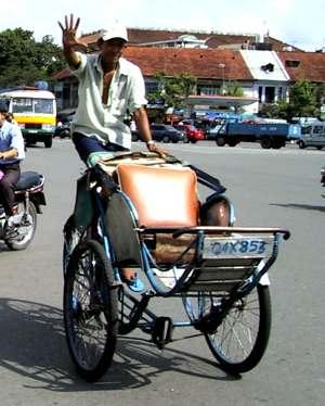 taxis en vietnam
